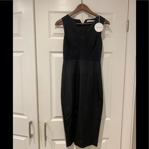 FINDERS KEEPERS/Size S/Black/Mid Length Dress
